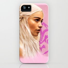 Dany painting iPhone Case
