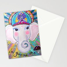 Jai Ganesha  Stationery Cards
