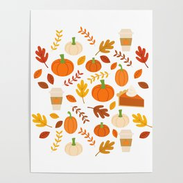 Everything Autumn Poster