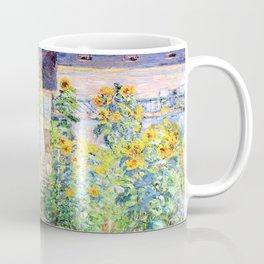 Monets Garden at Vetheuil Coffee Mug