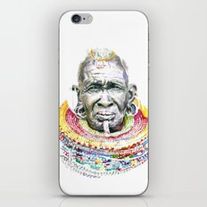 Maasai iPhone & iPod Skin
