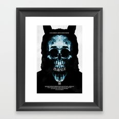 Donnie Darko Framed Art Print