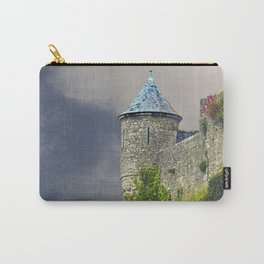 Small Tower of Mont St. Michel Carry-All Pouch