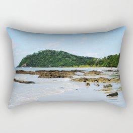 Australian Beach Rectangular Pillow