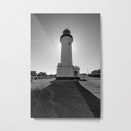 Norah Head Lighthouse, NSW, Australlia Metal Print