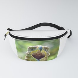 Screaming Steppe Eagle Fanny Pack