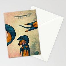 Loooooong Stationery Cards