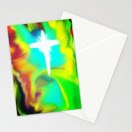 Rapture... a new beginning Stationery Cards