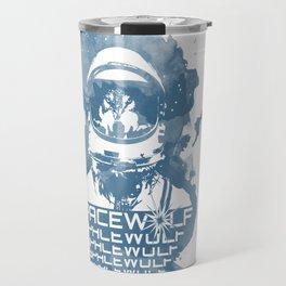 Spacewolf Travel Mug