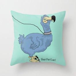 Best Pet Throw Pillow