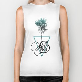Tree Biker Tank