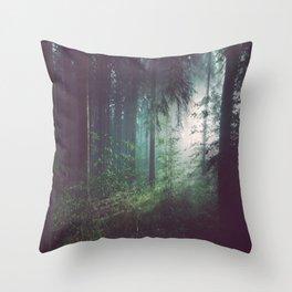 Mirkwood Throw Pillow