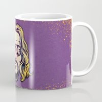 the dude Mugs featuring Dude by Beery Method