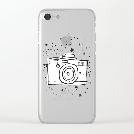 SNAP Clear iPhone Case