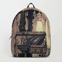 St Peter's Baldachin by Bernini Backpack