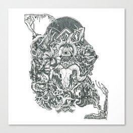 R A M Canvas Print
