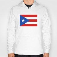 puerto rico Hoodies featuring Puerto Rico by McGrathDesigns