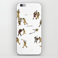 fight iPhone & iPod Skins featuring Fight! by Joe Lillington