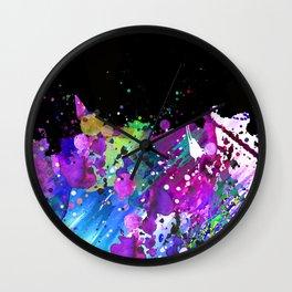 cool play Wall Clock