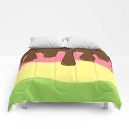 Sweet Ice cream Comforters