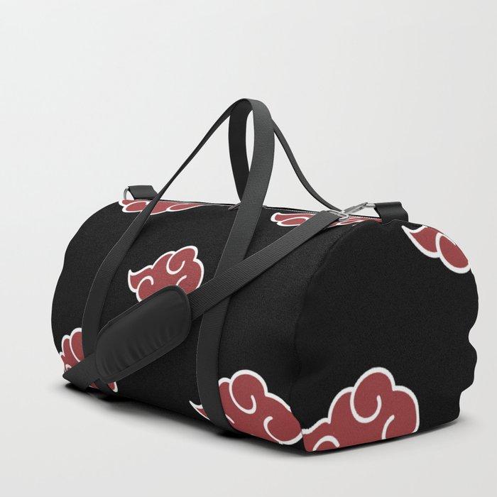 Japanese Clouds Duffle Bag