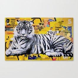 Tigerstyle Canvas Print