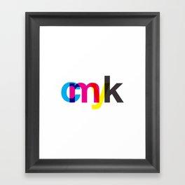 Processed Framed Art Print