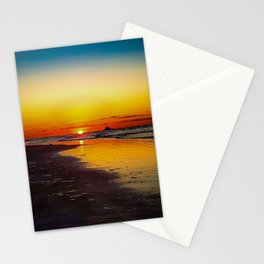 Floating by the Sun Stationery Cards