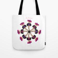 Love Burlesque! Tote Bag