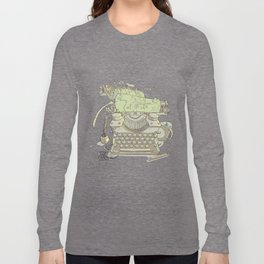 A Certain Type of City Long Sleeve T-shirt