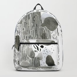 Rain with hope of clearing Backpack