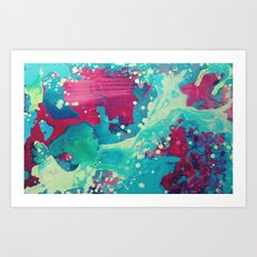 Abstract2 Art Print