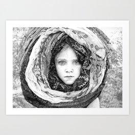 Nomads IV Art Print