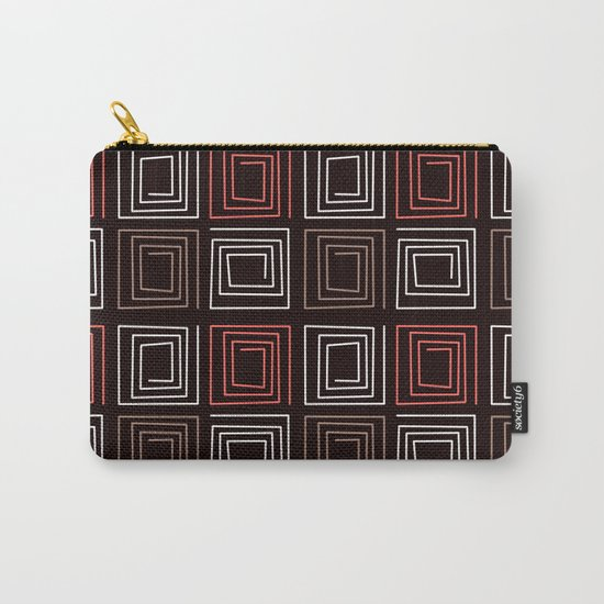 "Art Deco ""Diva "" Carry-All Pouch"