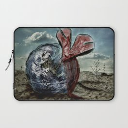 Save our World 13  Laptop Sleeve