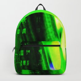 Abstract Perfection 37    City Jungle Backpack