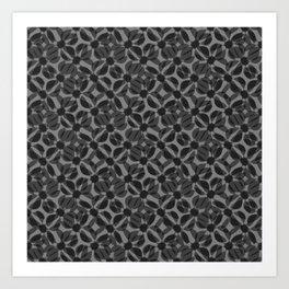 odrina (black) Art Print
