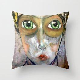 Spleen Madrid Throw Pillow