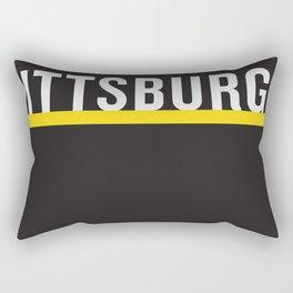 Pittsburgh Pride Rectangular Pillow