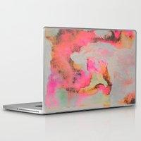 georgiana paraschiv Laptop & iPad Skins featuring Bright Day by Georgiana Paraschiv