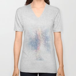 Where the sea sings to the trees - 6 Unisex V-Neck