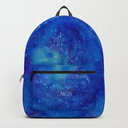 Constellation Cancer Backpack