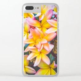 115 - Stars Clear iPhone Case