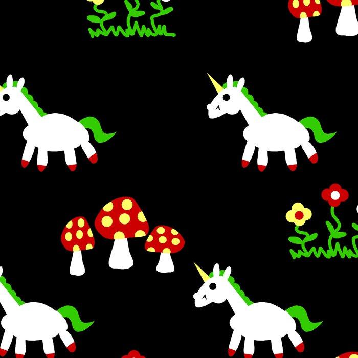 Magic Unicorn Garden Leggings