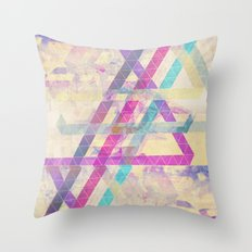 The Summer was Heavenly  Throw Pillow