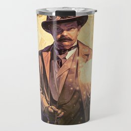 Time Roads Travel Mug
