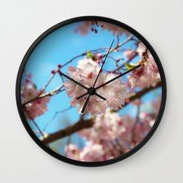 Ineffable Yearning Wall Clock