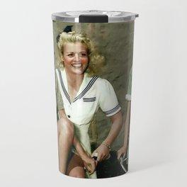 40's Chic Travel Mug