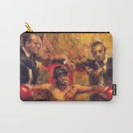Brad Pitt in Snatch by guy ritchie Carry-All Pouch