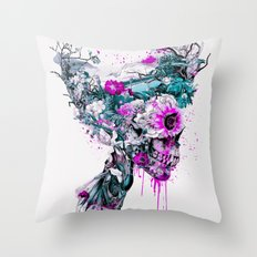Don't Kill The Nature IV Throw Pillow